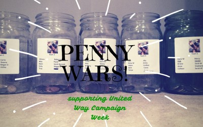 We're supporting United Way's Campaign Week