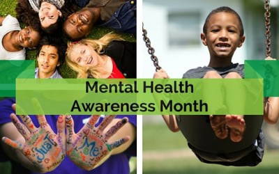 May is Mental Health Awareness Month! How will you show your support?