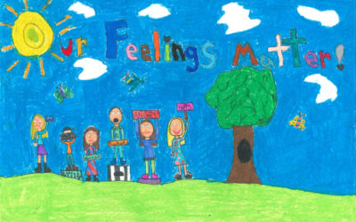"""My Feelings Matter"" Statewide Poster Contest!"